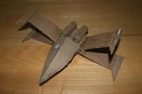 X-Wing en carton