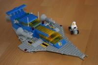 Le grand vaisseau spatial